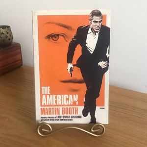 The American by Martin Booth 2005 Picador Edition